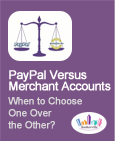 PayPal or Merchant Account Article