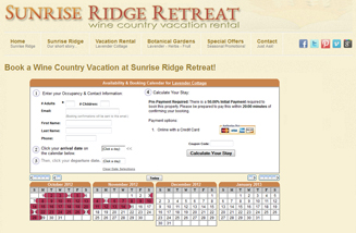 Vacation Rental Software Integrate Into Your Website