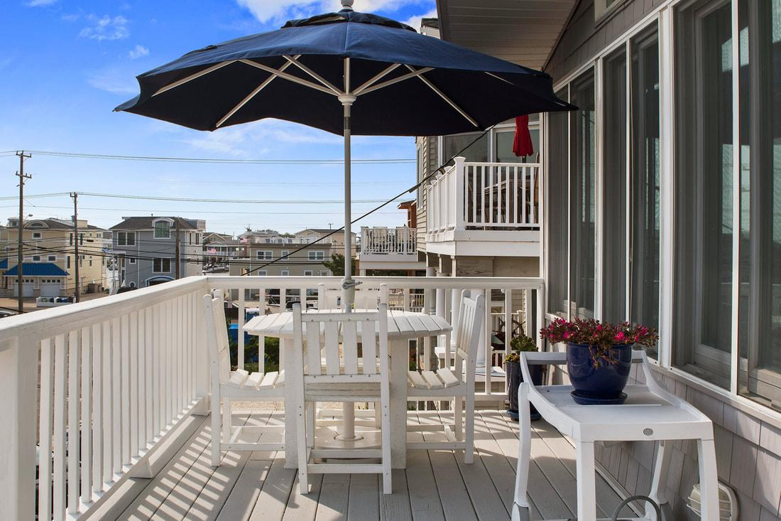 Vacation rental in Harvey Cedars  New Jersey