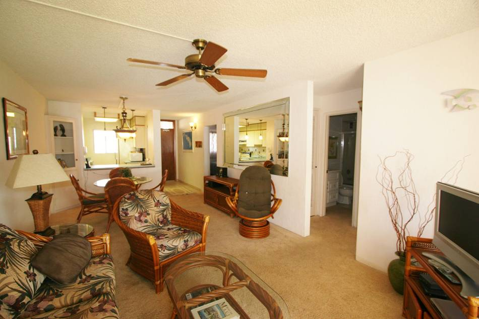 421 (Int, 2 br 2 bth KT H) Vacation Rental in Kihei, Hawaii