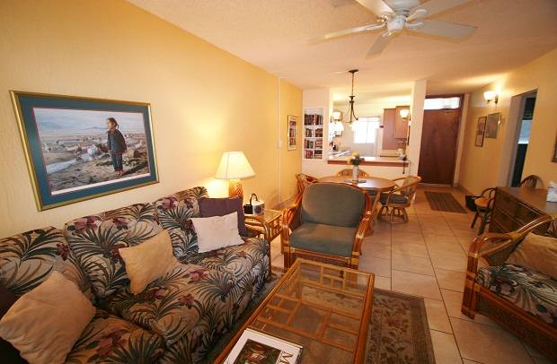 423 (Int, 2 br 2 bth KT H) Vacation Rental in Kihei, Hawaii