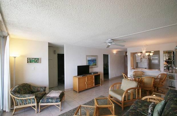 509 (Int, 2 br 2 bth Q T) Vacation Rental in Kihei, Hawaii