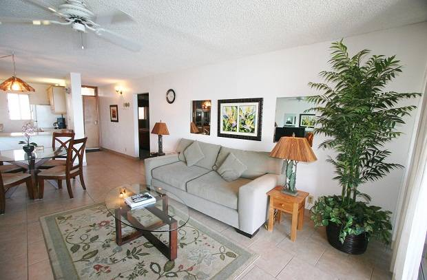 512 (Int, 1 br 1 bth K H) Vacation Rental in Kihei, Hawaii