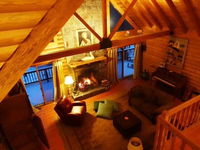 Overlook Lodge Vacation Rental in Halcottsville, NY