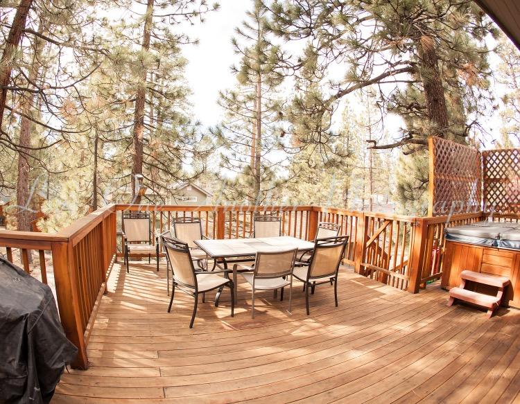 [6] Trents Cozy Retreat (Cabin #16)(Spa) Vacation Rental in Big Bear Lake, California