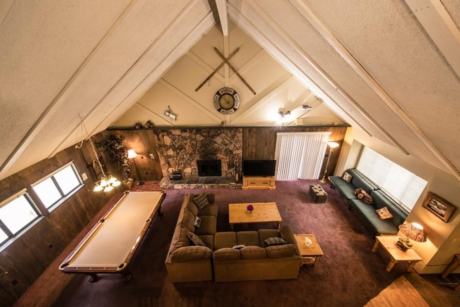 [[14]] Squirrels Nest Vacation Rental in Big Bear Lake, California