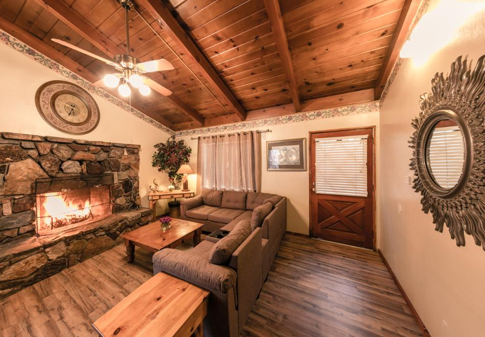 [6] Cougar Vacation Rental in Big Bear Lake, California