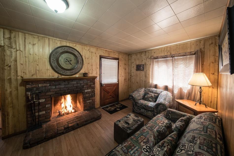[4] Badger Vacation Rental in Big Bear Lake, California
