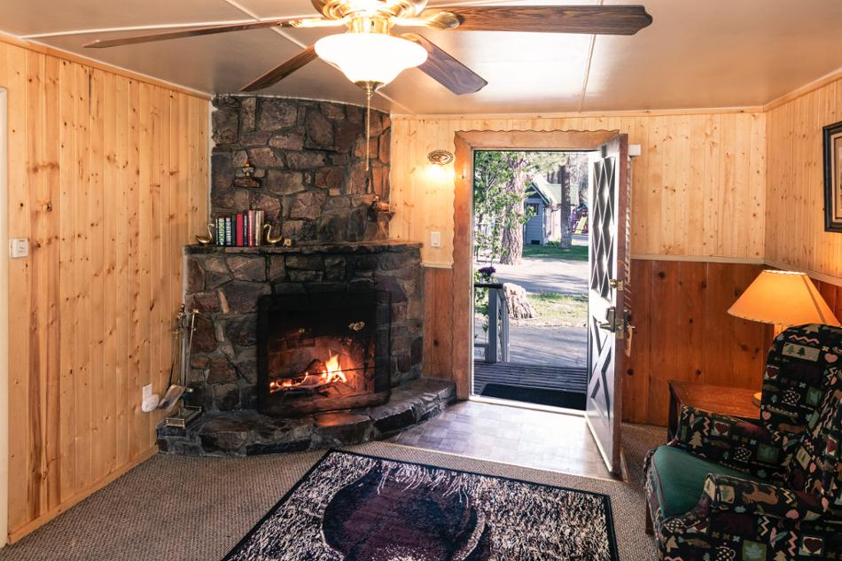 [4] Chipmunk Vacation Rental in Big Bear Lake, California