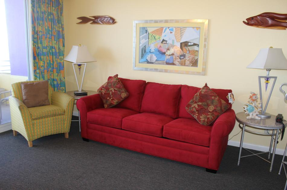 1 BR OC front1209 DaytonaBeachOceanWalk Vacation Rental in Daytona Beach, Florida