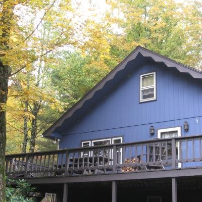Woodland Hideaway Vacation Rental in Margaretville, NY