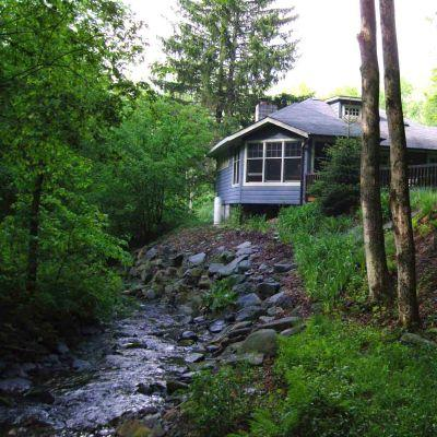 Rose Bottom Cottage Vacation Rental in Big Indian , NY