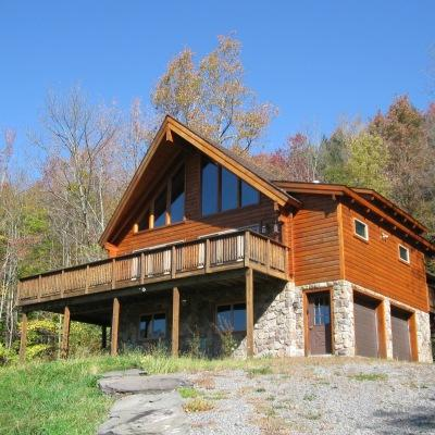 Sky View Lodge Vacation Rental in Margaretville, NY