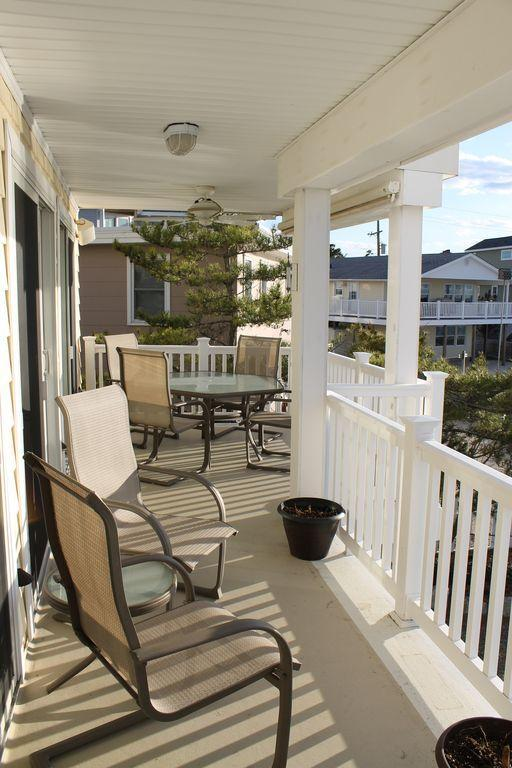 Vacation rental in Surf City New Jersey