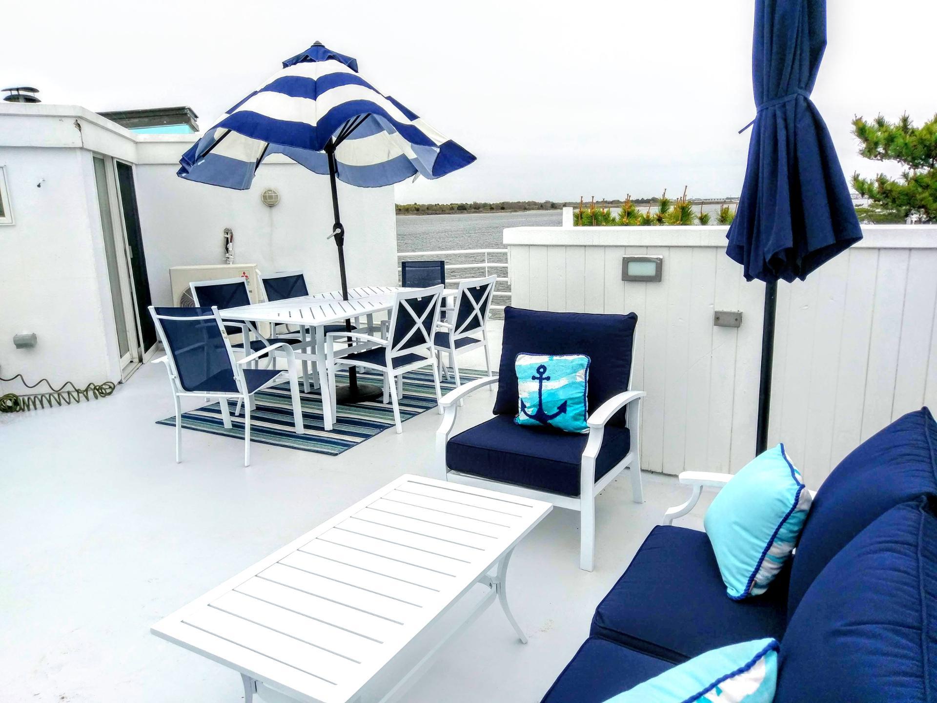 Vacation rental in Brant Beach NJ