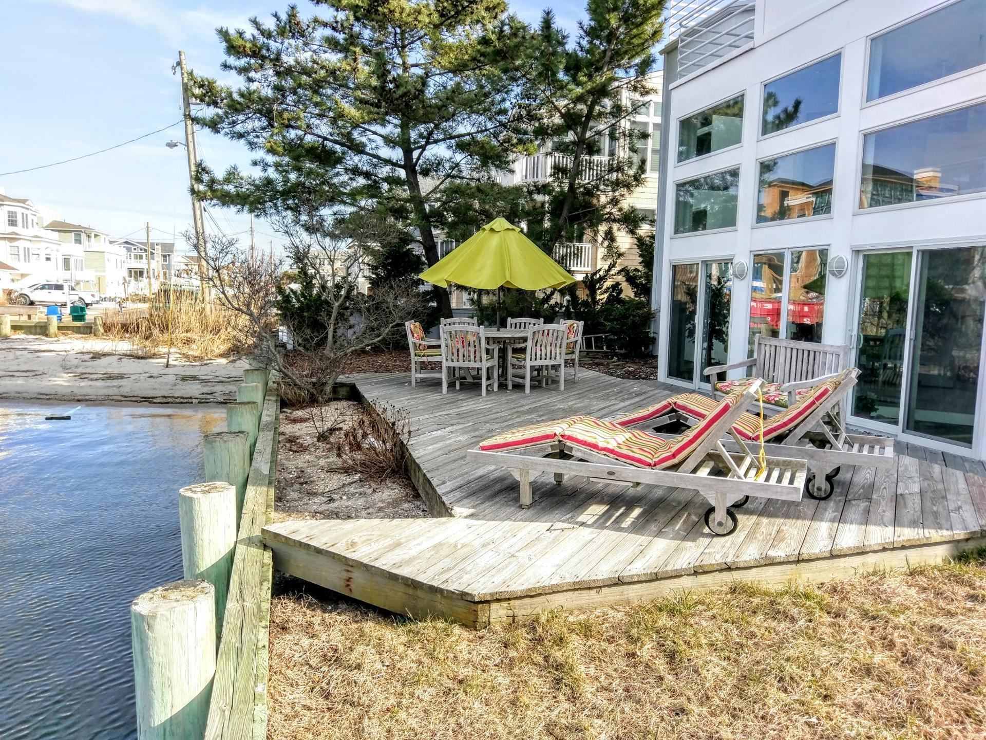 Vacation rental in Brant Beach NJ