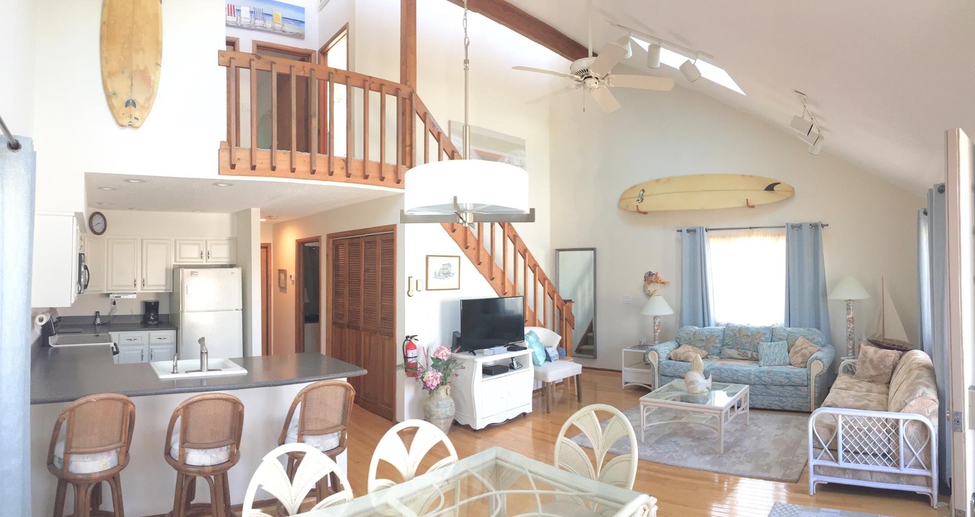 Vacation rental in Beach Haven Cres New Jersey